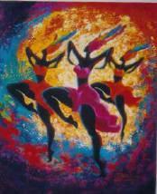 Famous African American Paintings Artist Black Art Jazz Art Gospel ...